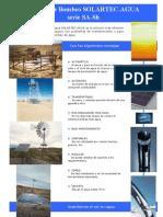 SOLARTEC Catalogo Sistema Bombeo SA-Sh Precios Publico 21-01-2011