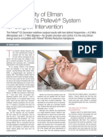 The Use of Pelleve for Non-Surgical Skin Tightening and Vaginal Rejuvenation Surgery