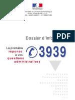 Dossier d'Infos 3939