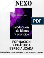 Produccion de Vienes y Servicios