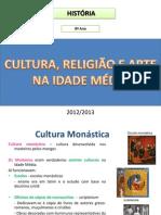 Cultura na Idade Média1