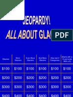 Glacier Jeopardy- Science Bowl