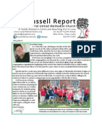 This Month at Russell (August 2013)