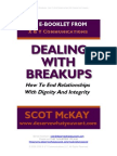 Dealing With Breakups by Scot McKay