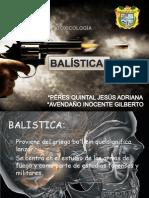 Balistica Forense Expo