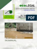 Silt Mgt Flood Control, Peter Aniediabasi John