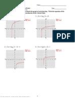 3.2 Log Graphing Sheet