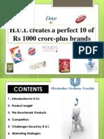HUL creates a perfect 10
