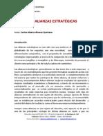 LA NECESIDAD DE LAS ALIANZAS ESTRATÉGICAS