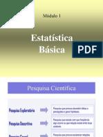 Aula 1 Estatistica Basica 2013