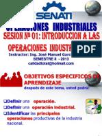 OI 2013   II - SESION 01
