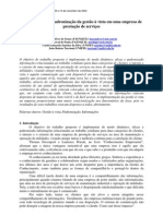 248-Souza K A Implementaçao e padronizaçao