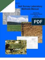 Soil Survey Lab Methods Manual 2004 USDA