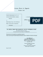 Creative Int'l LLC v Sheila Paper Corp - Opening Brief