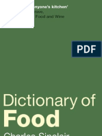 40957759 a Dictionary of Food