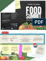 Food Summit  Agenda - May 21