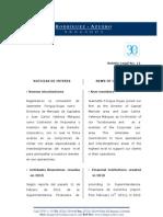 Boletín No  11 Abril 2011