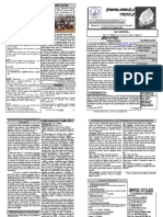 EMMANUEL Infos (Numéro 78 du 21 JUILLET 2013)