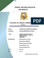 TEORÍA GENERAL DE ADMINISTRACIÓN Y SUS APORTES