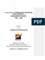 Reglamento Tecnico Ras 2000