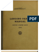 U.S. Navy Navy Landing Party (H2H Combat Section) - Feb 1950