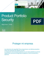 Cisco Soluciones - Seguridad