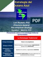 LoriRockett - ESTRATEGIA DEL OCÉANO AZUL