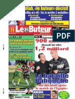 LE BUTEUR PDF du 23/05/2009