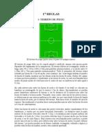 17 Reglas Futbol