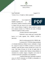 Sentencia Cámara (Responsabilidad subjetiva) Sala I - Lorenzo Bárbara (2)