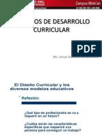 Modelos de Desarrollo Curricular