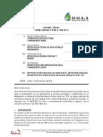 Informe Modificacion Parametros RMCHf