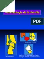 02- Cheville Entorses