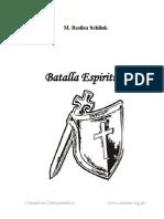 Batalla Espiritual - Basilea Schlink