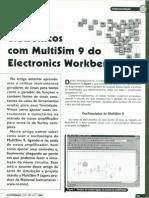 Multisim 9 - Revista Eletronica Total 117