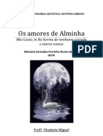 Mariana Cruz - Os Amores de Alminha - Conto de Mia Couto