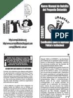 CORREPI - Manual del Pequeño Detenido - Pa Imprimir y Difundir