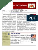 The PRO-Gram JUL 13 Edition