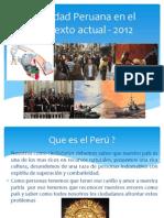 realidadperuanaenelcontextoactual-2012