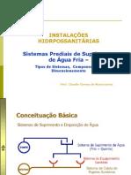 Apostila_Água_Fria-Material FTC VC