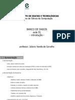 Conceitos Banco Dados