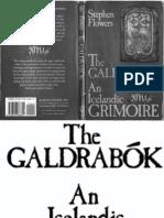 Galdrabók