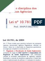 Lei 10781 - padr+úo