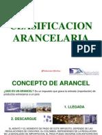 1 CLASIFICACION  ARANCELARIA