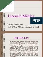 Licencias Mdicas Chile
