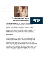 The Dark Lady Players
