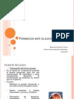 Fármacos anti glaucomatoso.pptx
