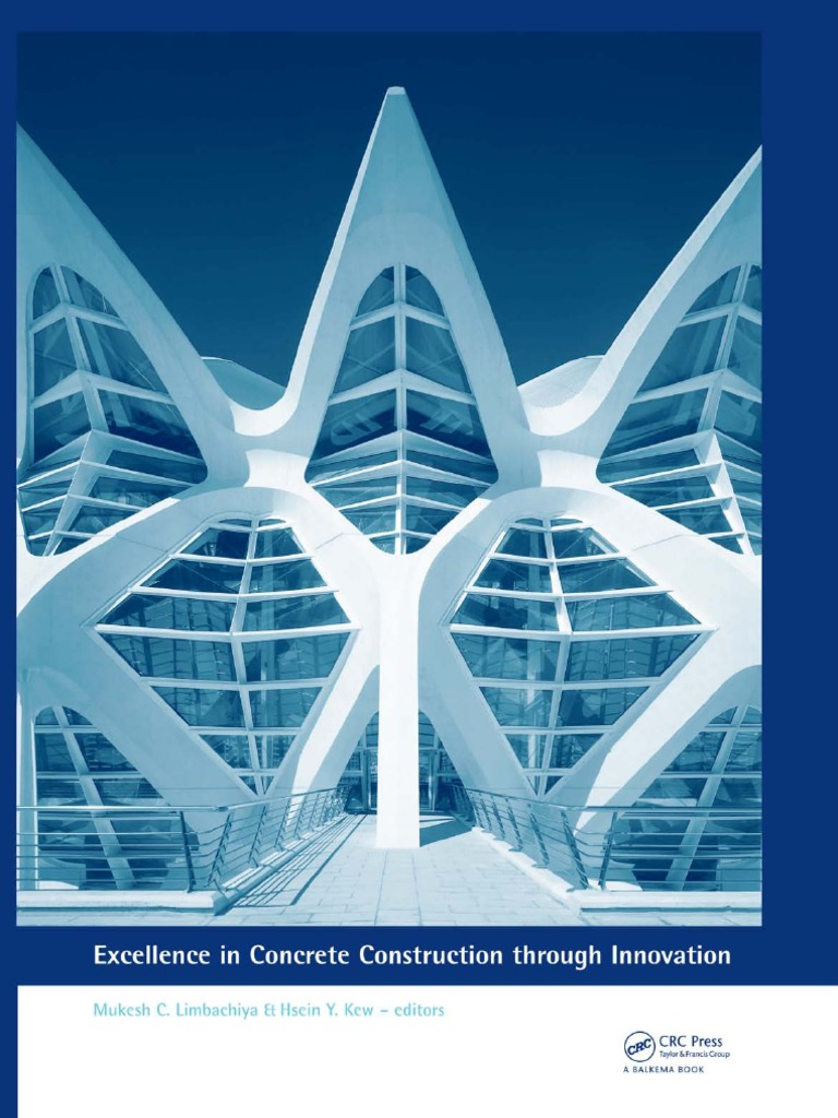 Excellence In Concrete Construction Through Innovation Conf Procs Lamis Theorem And Free Body Diagram Solved Examples Transtutors M Limbachiya Et Al Crc 2009 Bbs Building