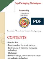 VLSI Chip Packaging Techniques