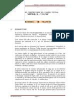 Estudio de Tráfico Apumarca